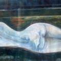 Асадов Камиль «Сон», 60x100, смешанная техника, 2000 г.