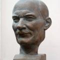 Антипин А.С. «Якуб Колас», бронза.