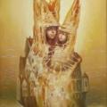 Голуб Владимир «Жители 9» Холст/ масло, 2003 г.