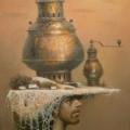 Голуб Владимир «Все перемелится» 1 Холст/ масло, 2003 г.