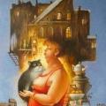 Голуб Владимир «Танго Холст / масло, 75Х85 см, 2007 г.