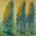 Голуб Владимир «Утро» Холст / масло, 75Х60 см, 2007 г.