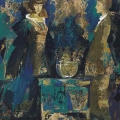 Лещинский А.А. «??ллюстрация к сказке А. Варламова