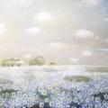 Янковский С.Н. «Белые облака», холст, масло, 100х123.